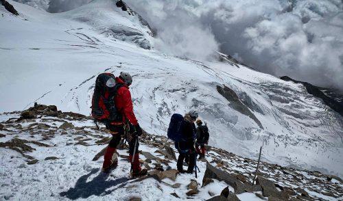 Artikelbild zu Artikel Schneedomspitze / Il Naso del Lyskamm