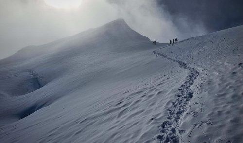Artikelbild zu Artikel Dom (4.545m) in den Walliser Alpen